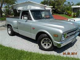 1968 Chevrolet C10 For Sale   ClassicCars.com   CC-523715 1968 Chevy Shortbed Pickup C10 Pick Up Truck 454 700r4 4 Speed Auto Lowered Chevy 50th Anniversary Pickup Muscle Truck Like Gmc Hot Rod Spuds Garage Short Bed Restomod For Sale Patina Trick N Rod Chevrolet Stepside Fully Restored Clean Az For 1967 1969 C K 1970 1971 1972 Trucksncars C50 Dump Truck Has Remained In The Family Classic Work Smart And Let The Aftermarket Simplify