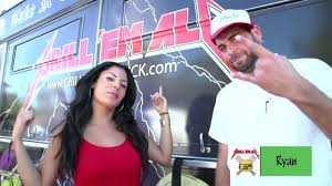 Grill 'Em All Truck - YouTube Steel Panther All You Can Eat Free Burgers From Grill Em Across Carrybeans 10 Most Creative Food Trucks Youll Love Grill Em All Alhambra California Happycow Bleu Cheer Burger From Truck Cranberry Sauce Flickr Rush Center Orlando Ford Dealership In Fl The Great Race Season 1 Winner Em Ca Xgrill Extreme Grilling Truck Fleet Owner Wars La Episode Airs This Week Featurning Behemoth Burger Los Angeles Top 11 Influential 2011 Eat Like A Champion Obey Your Master Dee Snider Burgerjunkiescom