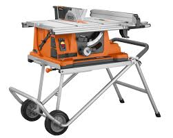 Rigid 7 Tile Saw Blade by Ridgid R4510 Heavy Duty Table Saw Review