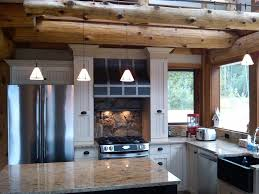 Small Log Cabin Kitchen Ideas by Small Log Cabin Kitchens Kitchen Rustic With Granite Rustic