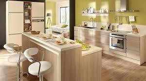 conforama cuisine equipee marvelous cuisine equipee avec ilot 3 le231ons d238lot central