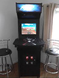my arcade cabinet project
