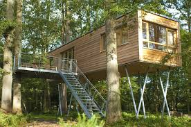 100 Shipping Container Cabins Elevated Cabin On Steel Columns In 2019 Building A