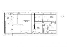 plan maison 150m2 4 chambres plan maison 150m2