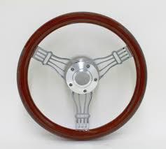 100 Studebaker Truck Parts Studebaker Steering Wheel In Vintage Car On