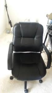 Walmart Swivel Chair Hunting by Relaxzen 2 Motor Mid Back Leather Office Massage Chair Multiple