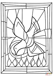 Holy Spirit Coloring Pages To View Printable Version Or Color It Online Compatible With IPad And Android Tablets