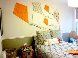 Budget Friendly Homemade Bedroom Decor For Creative Kids Accessories Wonderful Kite Set