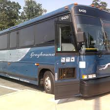 Does Greyhound Bus Have Bathrooms by How To Take A Greyhound Bus Usa Today