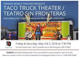 100 Taco Truck Challenge Theater JOS TORRESTAMA ARTEFUTURO PRODUCTIONS