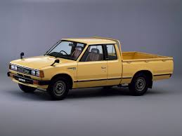 100 Datsun Truck 197985 Pickup King Cab Mine Is Red Is A Great