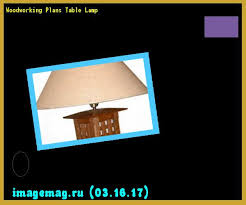 woodworking plans table lamp 180155 the best image search