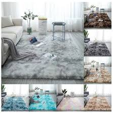 6 farben bequeme weiche flauschige teppiche großer 3 cm großer zotteliger teppich wohnzimmer wohnzimmer schlafzimmer esszimmer schlafzimmer