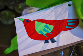 Make It A Wonderful Life by Make It A Wonderful Life Bird Tag