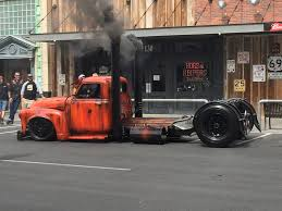 100 Rat Rod Semi Truck Welder Up Hot S Rod Cars S Diesel Rat Rod