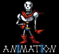 Earthbound Halloween Hack Megalovania by The Great Papyrus Colour Sprite By Magicofgames Deviantart Com On
