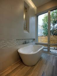 Tiling A Bathtub Deck by Deck Mount Faucet Houzz