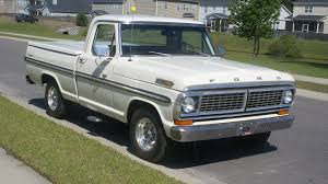 1970 Ford F100 2WD Regular Cab For Sale Near Summerville, South ...