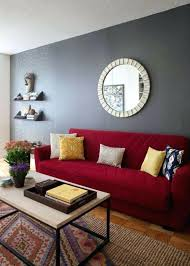 Living Rooms With Red Couch Ideas That Will Make You Fall In Love A