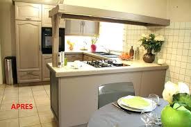 meuble cuisine en chene peinture meuble cuisine chene racnovcuisine syntilor comment