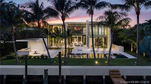100 Modern Miami Homes Beach Waterfront For Sale Rent