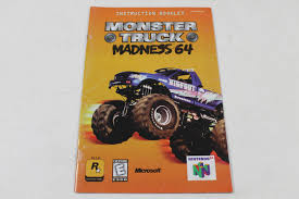 Manual - Monster Truck Madness 64 - Nintendo N64 Monster Truck Madness 7 Jul 2018 Truck Madness At Encana Northeast News Nvidia Nv1 Direct3d Hellbender Youtube Your Local Examiner Bristol Tennessee Thompson Metal July 17 Simmonsters Yumamcom 2 Pc 1998 Ebay Bigfoot Vs Usa1 The Birth Of History Gameplay Oldskool Hd 64 Foregames