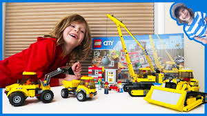 Construction Truck Videos | Lego Time Lapse Build City ... Cstruction Trucks Toys For Children Tractor Dump Excavators Truck Videos Rc Trailer Truckmounted Concrete Pump K53h Cifa Spa Garbage L Crane Flatbed Bulldozer Launches Ferry Excavator Working Tunes 1 Full Video 36 Mins Of Truck Videos For Kids Vehicles Equipment The Kids Picture This Little Adorable Road Worker Rides His Tonka Toy Tow And Toddlers 5018 Bulldozers Vs Scrapers