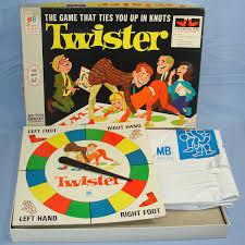 Twister By Milton Bradley