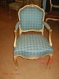 Bergere Chair On Louis Xiv Xvi Side French Antique