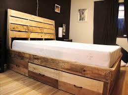 Beds U S Diy Bed Mini Makeover Project Nursery Pallet Kids Bedroom Furniture