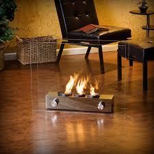 Penthouse Portable Indoor Outdoor Fireplace Walmart