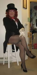 Crossdressed For Halloween femulate throwback thursday no more closets