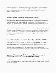 Great Resume Examples Lovely Good Sample Elegant Best Tips Awesome