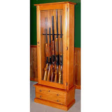Wooden Gun Cabinet With Etched Glass by Glass Front Gun Cabinet Fanciful With Etched Furniture Tool Box