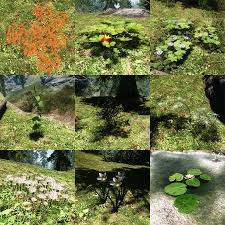 Unique Flowers And Plants at Skyrim Nexus mods and munity