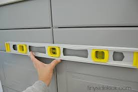 Diy Cabinet Knob Template by How To Install Cabinet Hardware The Easy Way