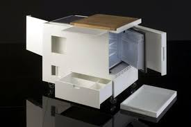 cuisine boffi space saving mini kitchen the single kitchen by boffi interior