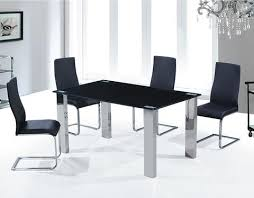 TOLEDO Glass Dining Table