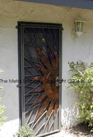 Custom Metal Gates Doors
