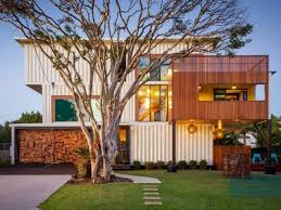 100 House Built Out Of Shipping Containers S In S