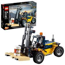 100 Toy Forklift Truck LEGO Technic Heavy Duty 42079 Walmartcom