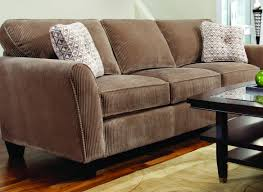 Broyhill Laramie Microfiber Sofa In Distressed Brown by Riveting Model Of Sofa Za Vitambaa 2016 Tanzania Picture Of Futons
