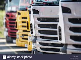 100 Pre Owned Trucks For Sale New And Semi Stock Photo 157577509 Alamy
