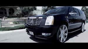 2012 Cadillac Escalade ESV with Lexani 28