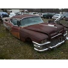 1958 Buick Frontend - Hood Ornaments - Trim - Car & Truck Parts