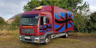 7.5 Tonne Truck Hire - Available With Driver Or Self-hire