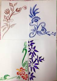 Border Designs For School Project Simple
