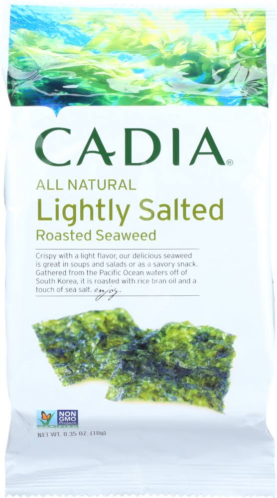 Cadia Roasted Seaweed