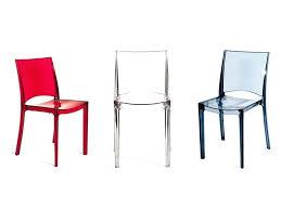 chaise cuisine design pas cher chaises polycarbonate conforama table rabattable cuisine