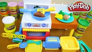 Play Doh Meal Makin Kitchen Playset